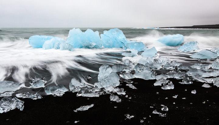 Jokulsarlon, Islanda