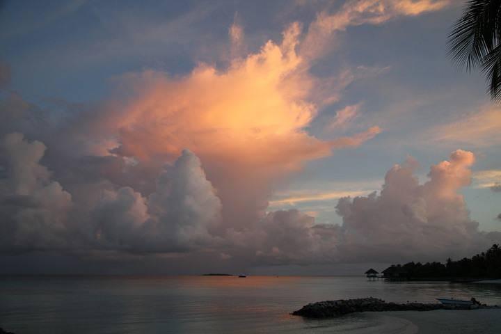 Maldive a ottobre