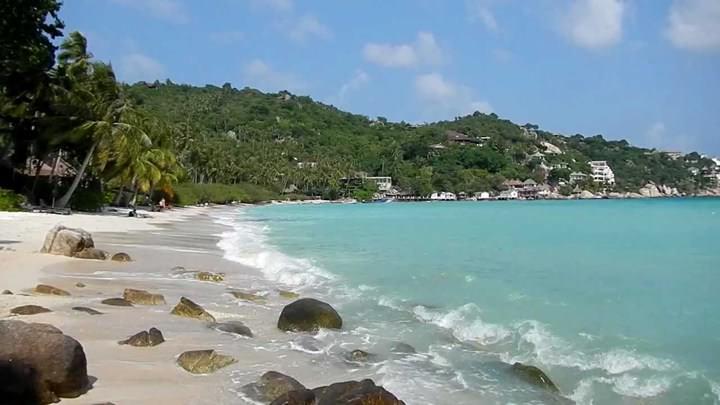 Spiagge della Thailandia Shark Bay