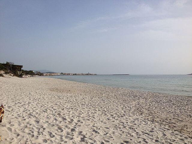 Spiaggia Maria Pia ad Alghero