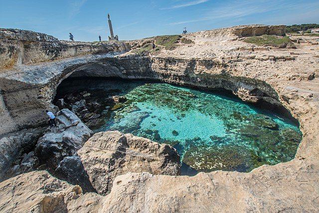 Grotta della Poesia Salento