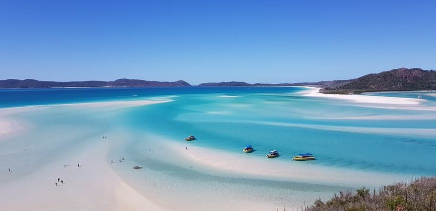 beach whitsundays