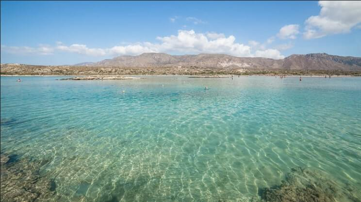 Elafonissi Creta