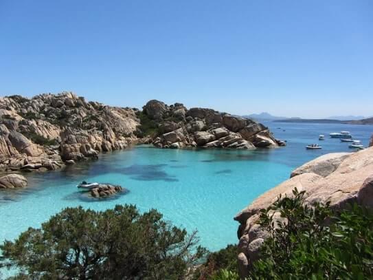 Spiaggia Isola di Caprera