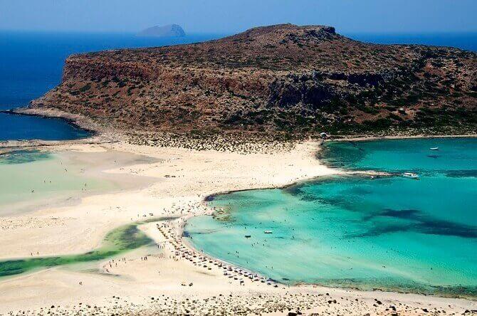 Balos a Creta