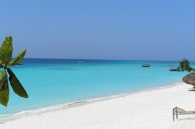 Spiaggia di Nungwi a Zanzibar