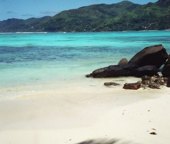 Anse Soleil Seychelles