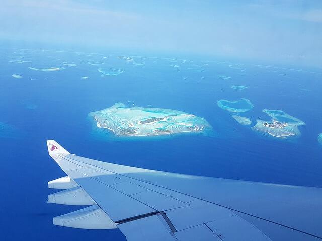 Prezzi voli Maldive