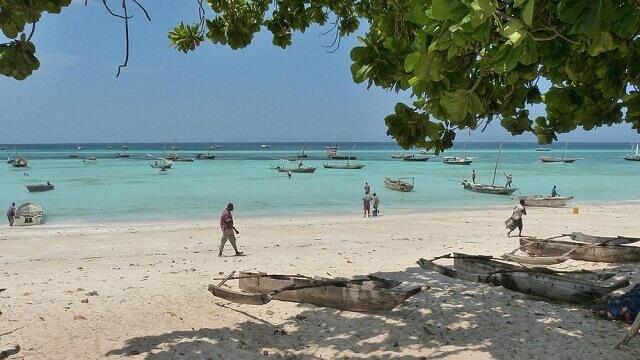 Kizimkazi Zanzibar