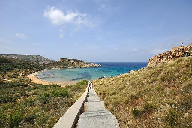Malta Ghajn Tuffieha