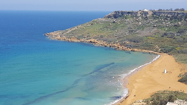 Ramla Bay Malta